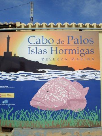 islas hormigas marine reserve