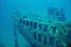 carbonero wreck