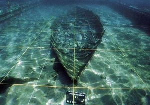Phoenician wreck