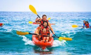 Kite surf, SUP, kayak, Windsurf or Sailing