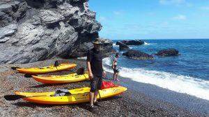 kayak safari's